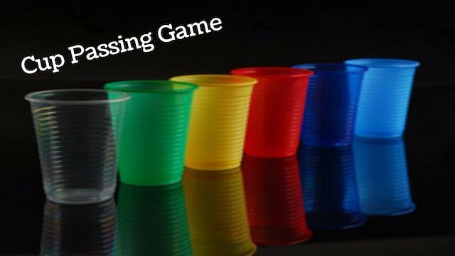CupPassingGame