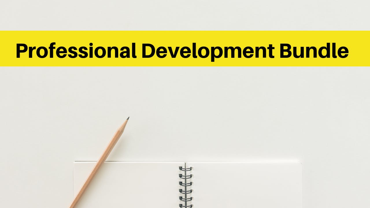 Professional Development Bundle