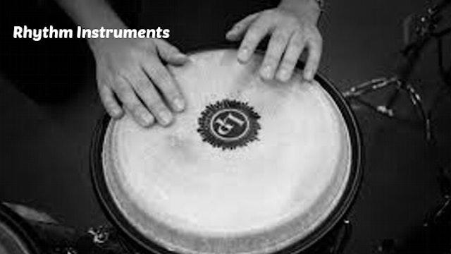 Elementary Rhythm Instruments