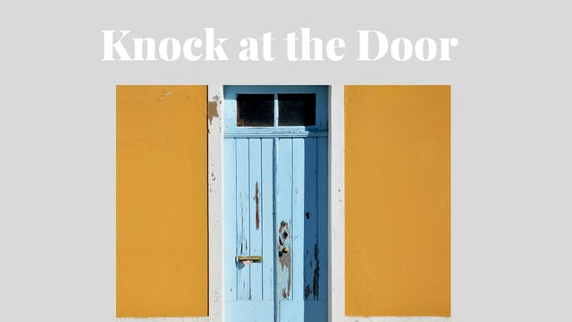 KnockAtTheDoor