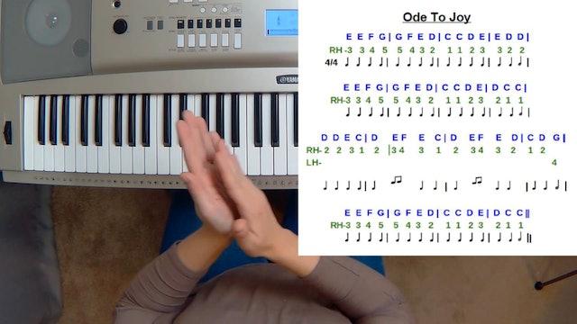 Piano Course Level 1 - Lesson 3