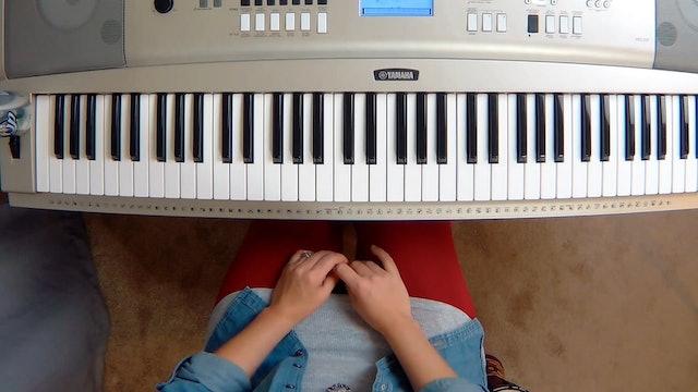 Piano Course Level 1 - Lesson 1
