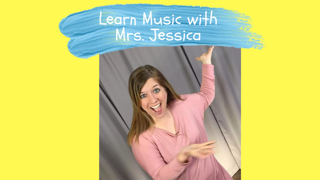 Learn Music with Mrs. Jessica