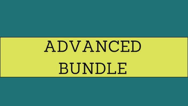 Advanced Bundle