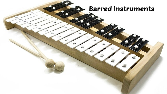 Elementary Barred Instruments