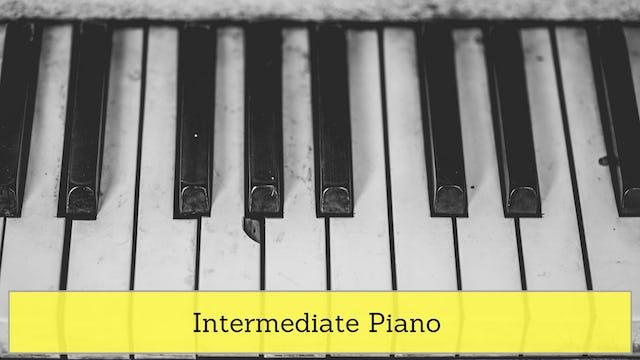 Intermediate Piano