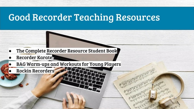 EMTB-Lesson 8-teaching recorder
