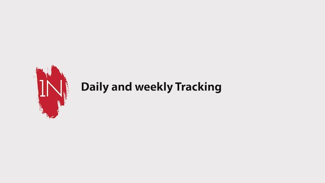 Daily and weekly Tracking for you and...