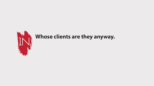 Who's clients are they anyway.How to handle it when a stylist leaves or is fired