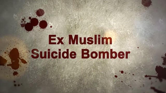 """Escape From Hell"" - Ex Suicide Bomber Testimony"