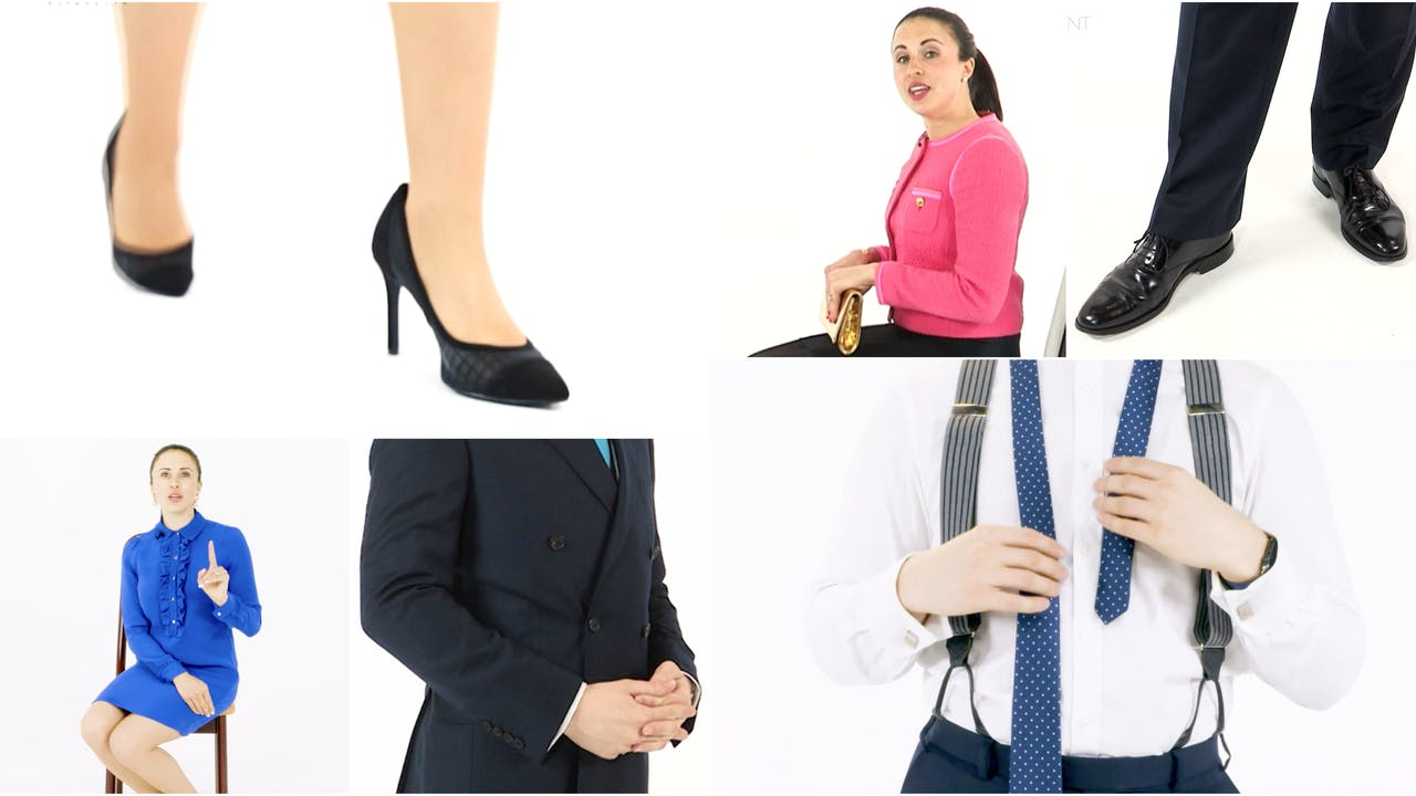 Posture and Appearance collection