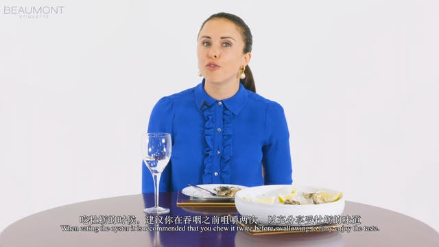 How to eat tricky foods (Mandarin subtitles 附国语字幕)