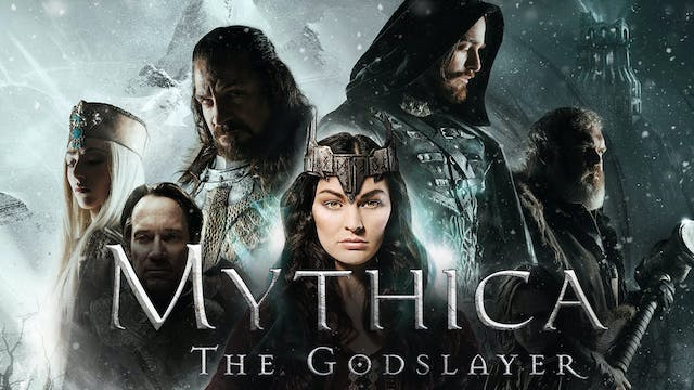 Mythica 5: The Godslayer