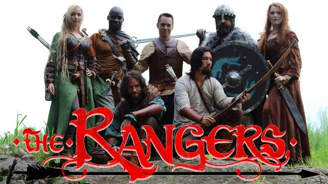 Trailer - The Rangers - A Shadow Rising