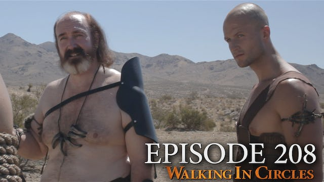 Walking In Circles S2E8: The Wastes