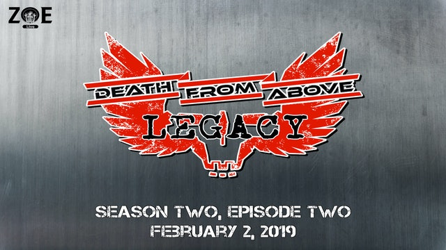 Death From Above: Legacy S02 E02 | Aces Noir