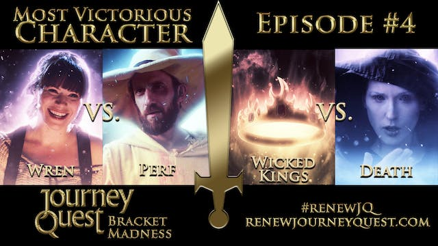 JourneyQuest: Most Victorious Charact...