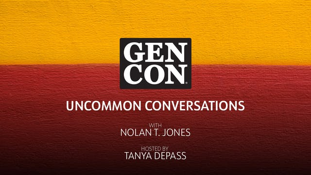 An Uncommon Conversation with Nolan J...