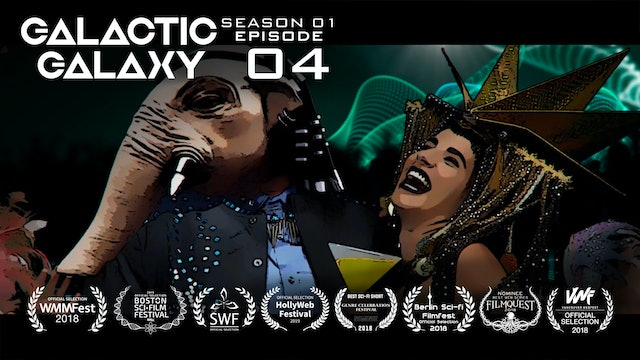 """Galactic Galaxy Episode 4: """"The Most Hedonistic Disco In The Galaxy"""""""