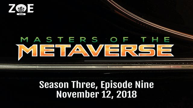 Masters Of The Metaverse S03 E09 | Ga...