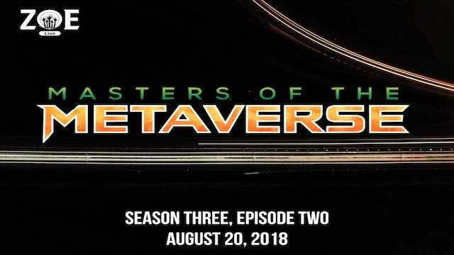 Masters Of The Metaverse S03 E02 | Domed If You Do, Domed If You Don't