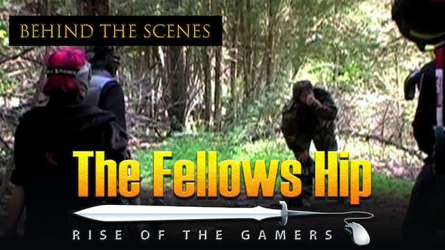 The Fellows Hip: BTS Paintball Scene