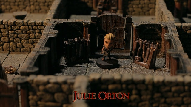 One Hit Die: The Devouring Dungeon 01