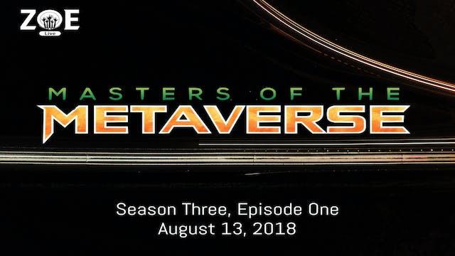 Masters Of The Metaverse S03 E01 | Le...