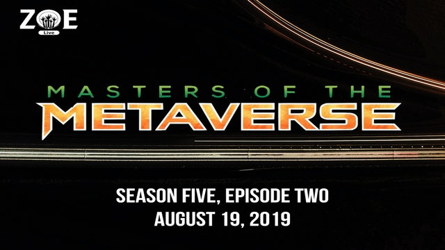 Masters Of The Metaverse S05 E01 | A Link To The Past