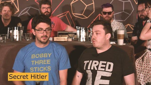 Celebrity Secret Hitler