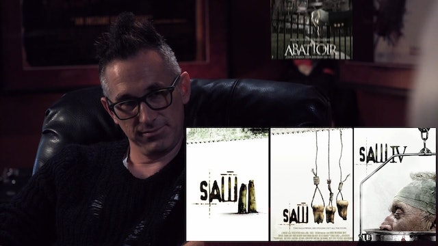 Nina Unlocked Episode 4: Interview with Darren Bousman, part 1