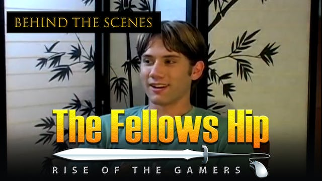 The Fellows Hip: BTS Meet Cast Member Randall