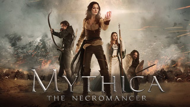 Mythica 3: The Necromancer