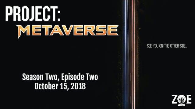 Project: Metaverse S02 E02   A Yosemi...