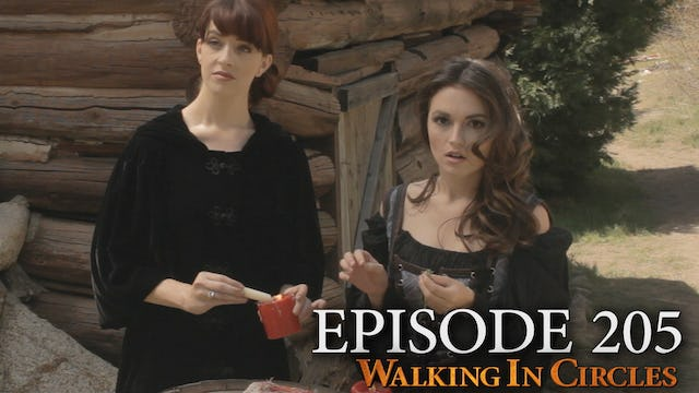 Walking In Circles S2E5: The Weird Sisters