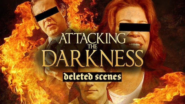 Deleting the Darkness - They're Still Foreign