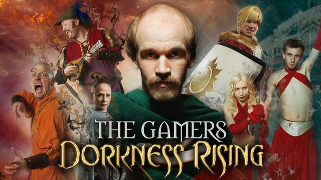 THE GAMERS: DORKNESS RISING