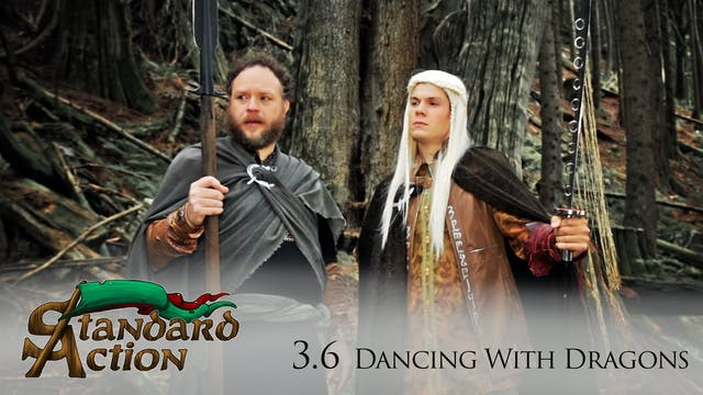 Standard Action: S3E6 - Dancing with ...