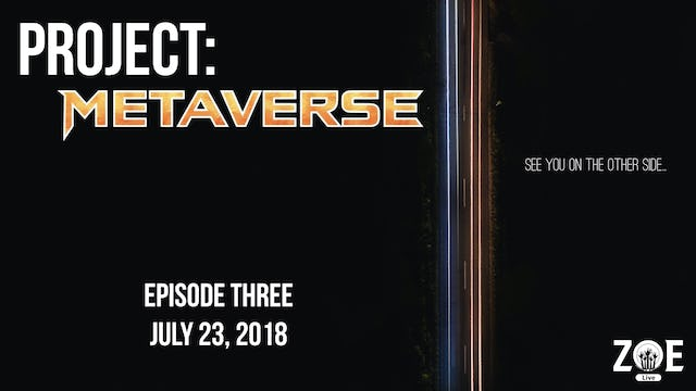 Project: Metaverse Episode 003