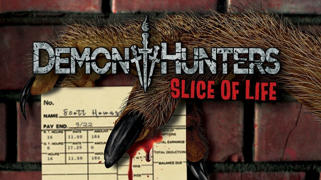 Demon Hunters Slice of Life