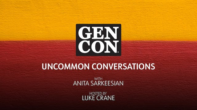 An Uncommon Conversation with Anita S...