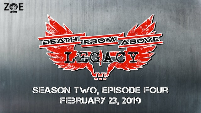 Death From Above: Legacy S02 E04 | Community Access