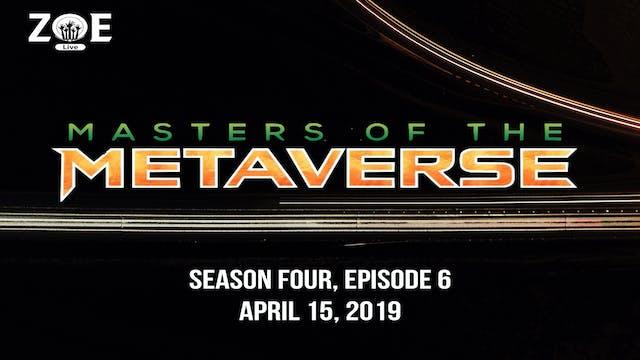 Masters Of The Metaverse S04 E06 | Se...