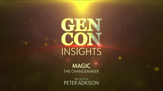 Gen Con Insights: Peter Adkison