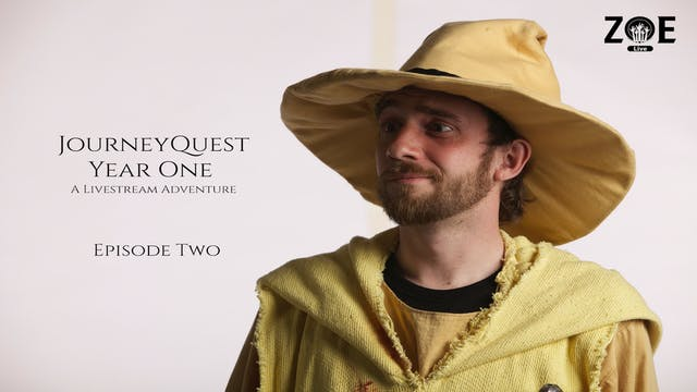JourneyQuest Year One | Episode Two