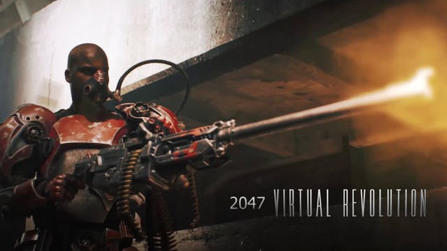 2047 Virtual Revolution Trailer