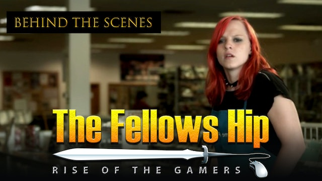 The Fellows Hip: BTS Meet Cast Member Stacey