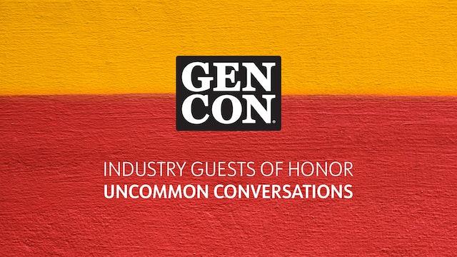 Gen Con Industry Guest of Honor