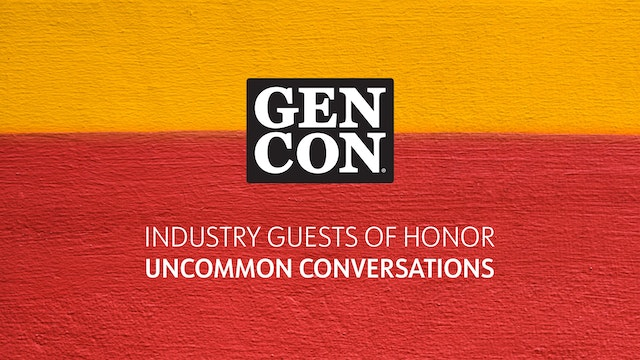 Gen Con Industry Guest of Honor