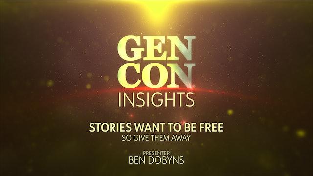 Gen Con Insights: Ben Dobyns